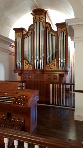 Installation of NEW PIPE ORGAN is almost complete!