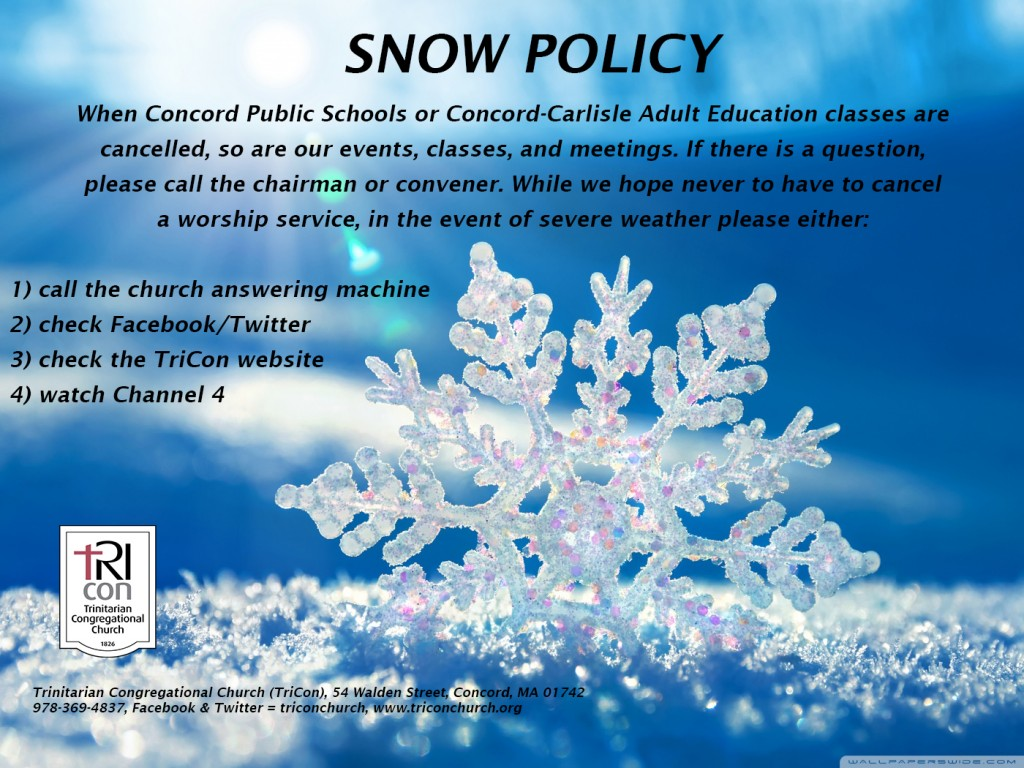 snowpolicy