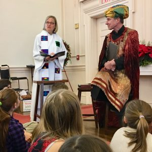 An Interview With Bob, the Magus (Epiphany Sunday)